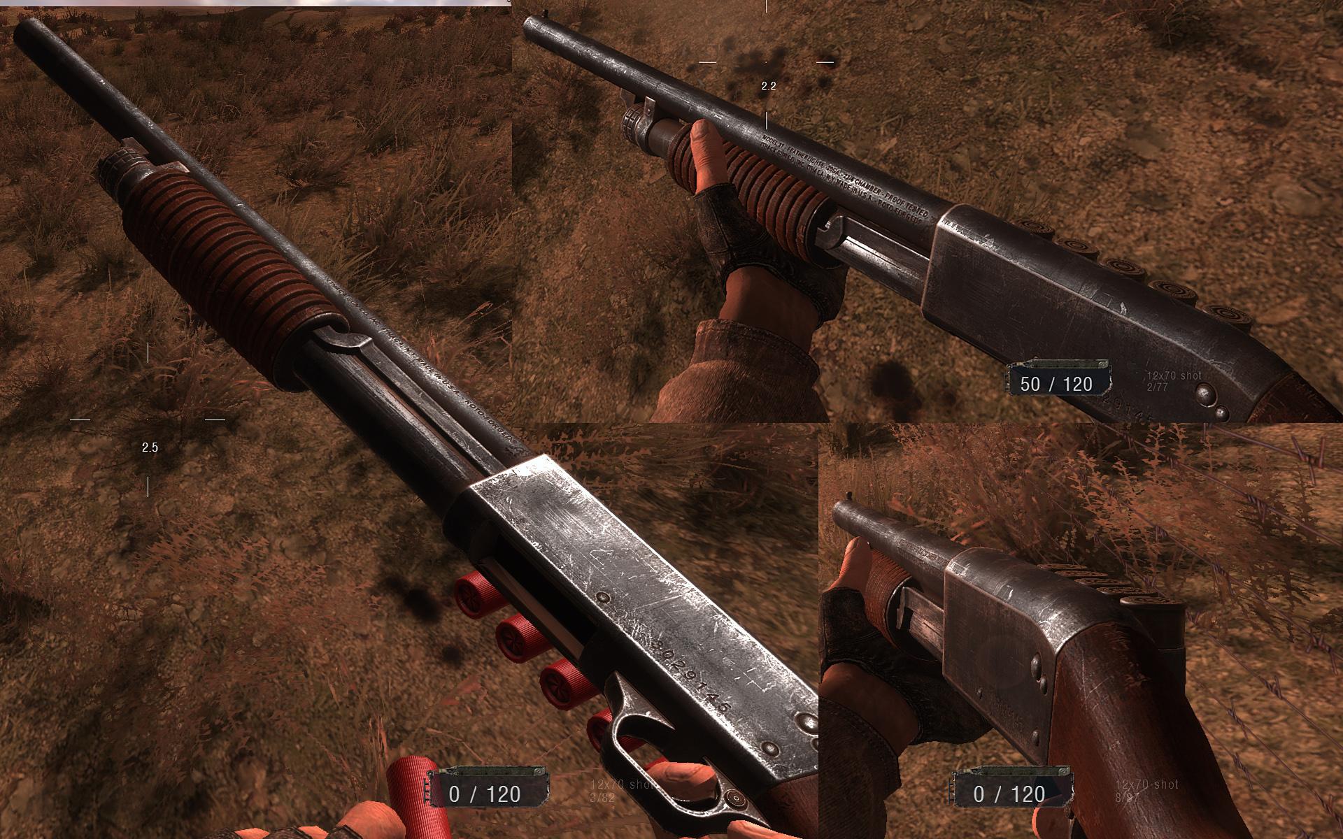 Stalker gunslinger mod скачать бесплатно - 93bdc